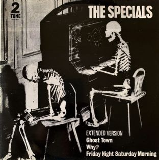 "Specials (The) - Ghost Town (12"") (VG-/VG-)"
